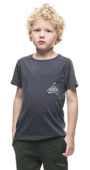 Houdini Kids Rock Steady Tee Kon Blue